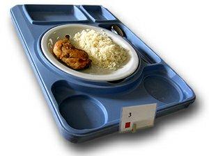 Výdej stravy v nemocnici dieta racionální