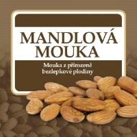 Bezlepková mandlová mouka Adveni (CZ) advmoukman