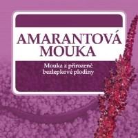 Bezlepková mouka amarantová Adveni (CZ) advmoukama