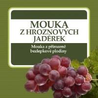 Bezlepková mouka z hroznových jadérek Adveni (CZ) ...