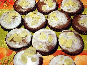 Medovníčky bezlepkové - vánoční cukroví