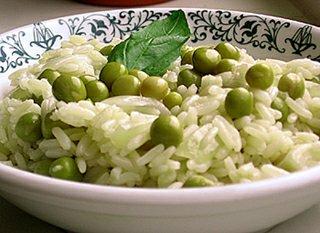 Hrášková rýže