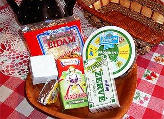 Potraviny s velkým obsahem bílkovin