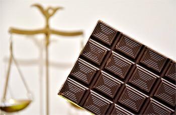 Čokoláda při dietě