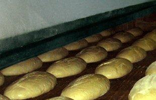 Výroba českého chleba, ilustrační foto