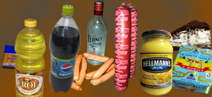 Špičku pyramidy tvoří sladké jídla, alkohol, tuky...