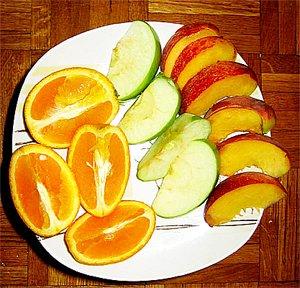 Potraviny rostlinného původu s antioxidanty