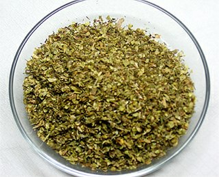 Sušené oregano
