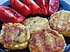 Dietní čočkový karbanátek z červené čočky