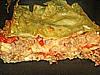 Dietní lasagne s mletým masem a bešamelem